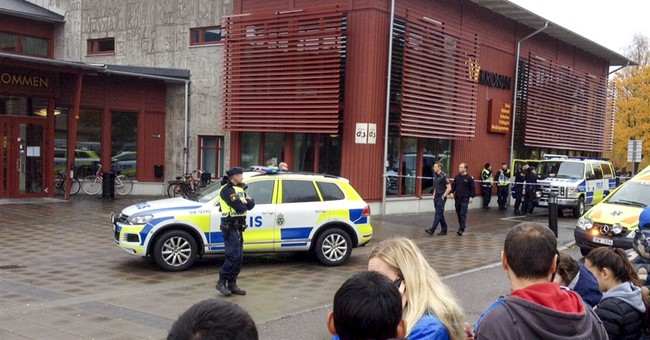 Teacher Killed in Sword Attack at Swedish School