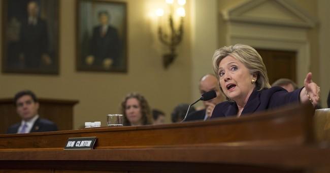GOP Hearing Helped Clinton