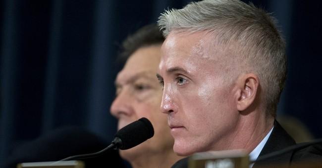 A Frustrated Gowdy Says Future Benghazi Hearings Will Be Done in Private