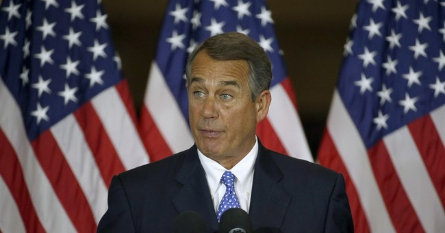 Boehner's Rampage: F**k Jordan And Chaffetz. They're A**holes' Oh, I Told Harry Reid To Go F**k Himself Too.