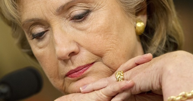 Poll: By 20-point Margin, Americans Say Hillary Hasn't Been Truthful on Benghazi