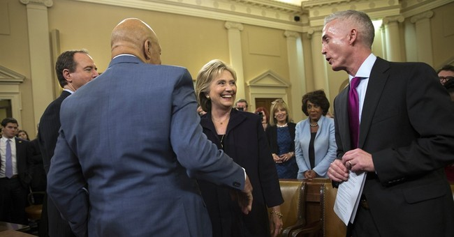 Benghazi Came Up Short In Showdown With Hillary Clinton