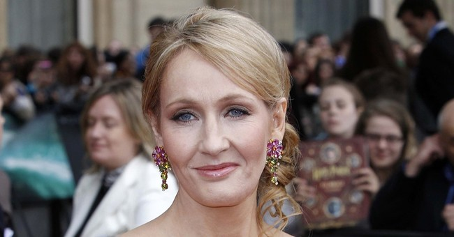"J.K. Rowling Says Voldemort is ""Nowhere Near as Bad"" as Trump"
