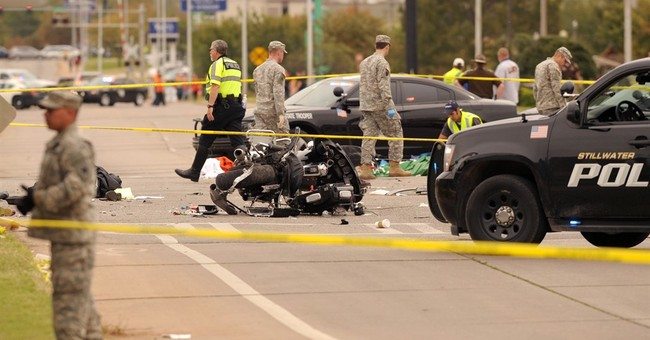 "Newspaper Blames ""Designer Error"" For Calling OSU Homecoming Parade Deaths ""Shootings"""