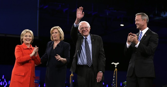 Sanders Accuses Hillary of 'Rewriting History' in Her Support for DOMA