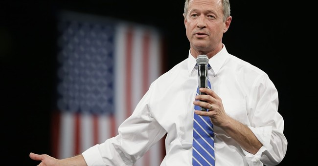 Martin O'Malley: Unlike Some Candidates, I Don't Consider Republicans My Enemies