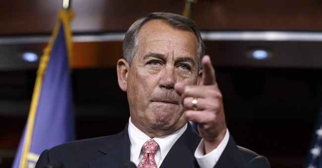 Judgment Day for John Boehner