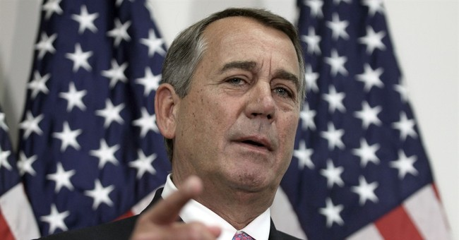"Boehner Says Bye: ""There's Nothing Wrong"" With Tears"