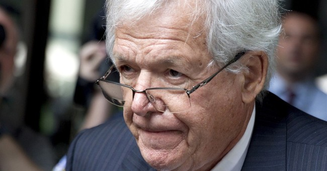 Hastert Could Serve Six Months in Prison for Trying to Hide Sexual Misconduct
