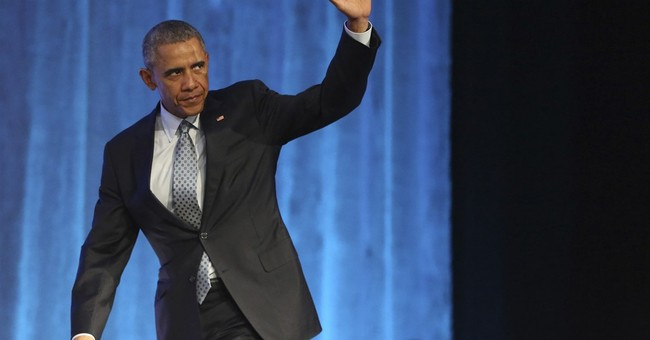 Obama's Halloween Trick