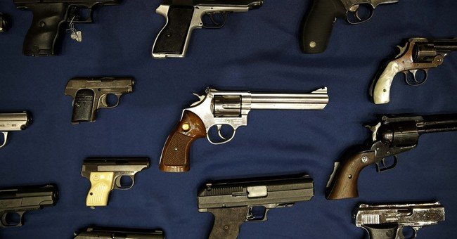Record Number of Gun Background Checks on Black Friday