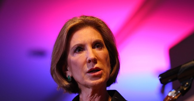"Carly Fiorina and the Male Chauvinists of ""The View"""