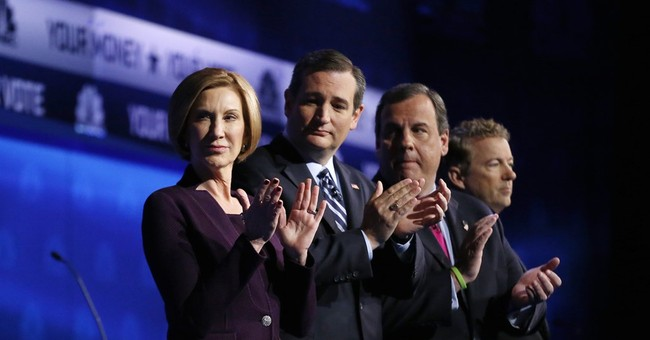 Mitt Romney: Put Fiorina On The Debate Stage