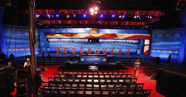 Photos: Behind the Scenes at the GOP Debate