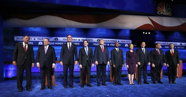 Biggest Loser in the CNBC Debate? The Media