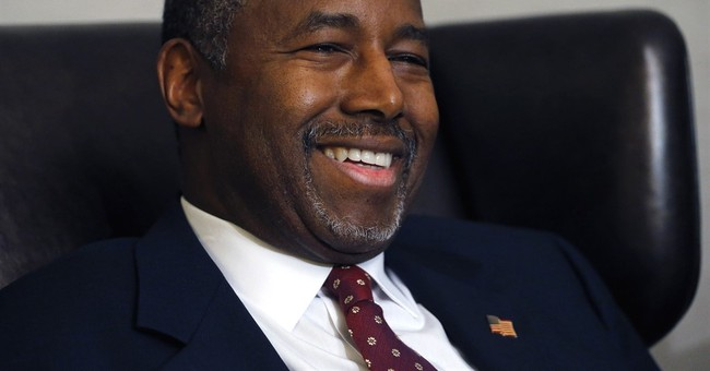 Ben Carson Takes Lead From Trump in New WSJ/NBC Poll