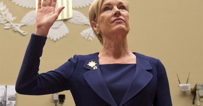 WikiLeaks: Cecile Richards Admits Planned Parenthood Tapes Hurt Her Organization