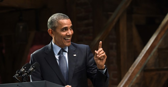 Obama: If GOP Candidates Can't Handle CNBC Moderators, How Will They Deal With Russia, China?