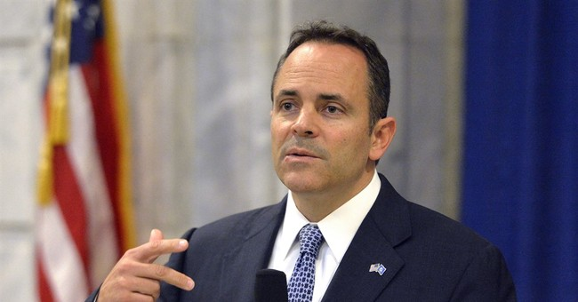 Bevin Will Issue Executive Order to Remove Clerk Names from Kentucky Marriage Licenses