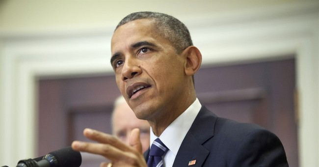 Poll: More Than 60 Percent Oppose Obama's Handling Of ISIS Situation