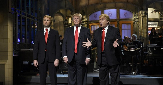 SNL Punts on Trump, Attacks His Voters Instead