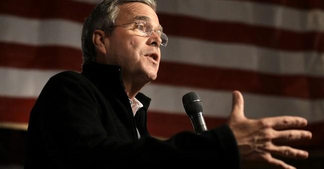 "Jeb Bush Has an Unusual Pre-Debate ""Ritual"""