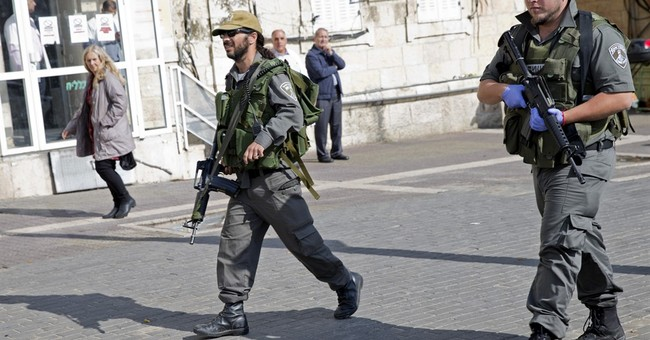 Awful: Knife And Shooting Attacks Within Two Hours Of Each Other In Tel Aviv And West Bank