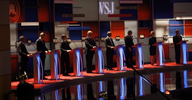 Analysis: Republicans Get Wonky, Actually Debate Each Other on Fox Business