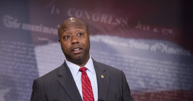 Senator Tim Scott: Actually, Even Ugly History Is Important