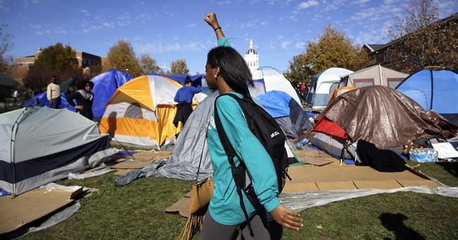 "Mizzou Students Demand Respect For ""Black Spaces"""