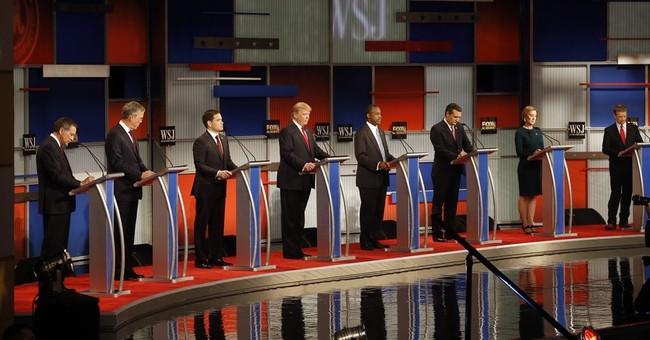 Rubio and Cruz Look Like Top Contenders in Debate