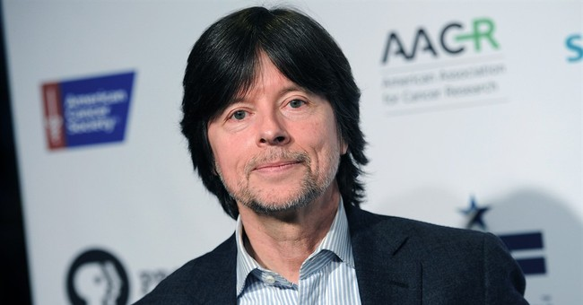 Ken Burns, Pompous Poster Boy for Liberalism