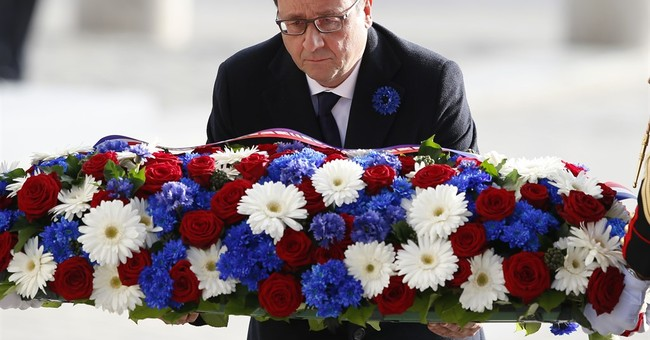 Hollande: France Will Be 'Tripling Its Forces' Against ISIS