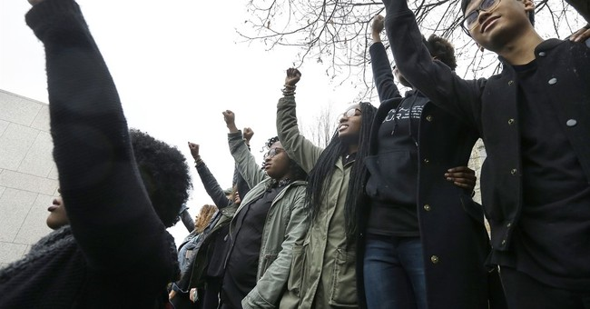 The Race to Riot on College Campuses