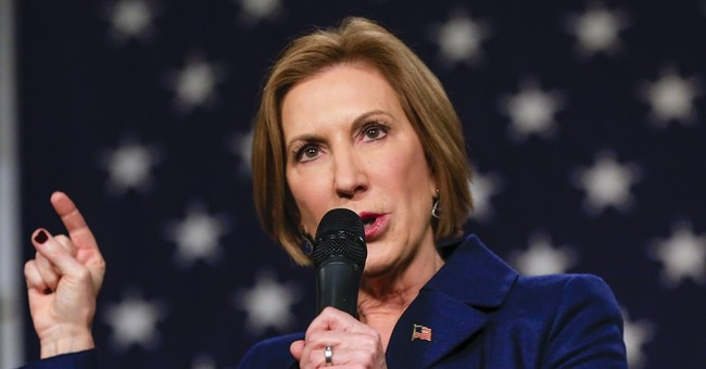 Fiorina: Hillary Clinton is More Qualified For The 'Big House' Than The White House
