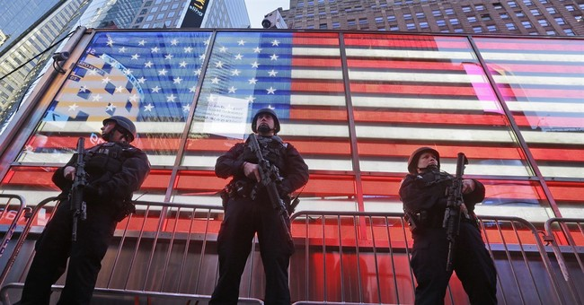 ISIS Promises to Send a Suicide Bomber to New York City's Times Square