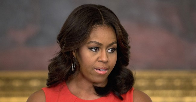 Michelle Obama To Give Commencement Address in School System Ripe With Anti-Semitism