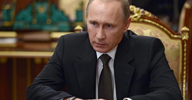Putin Promises 'Vengeance' on ISIS, Weakest Response Award Officially Goes to POTUS