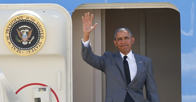 Obama Stubbornly Sticks to Script on Islamic State