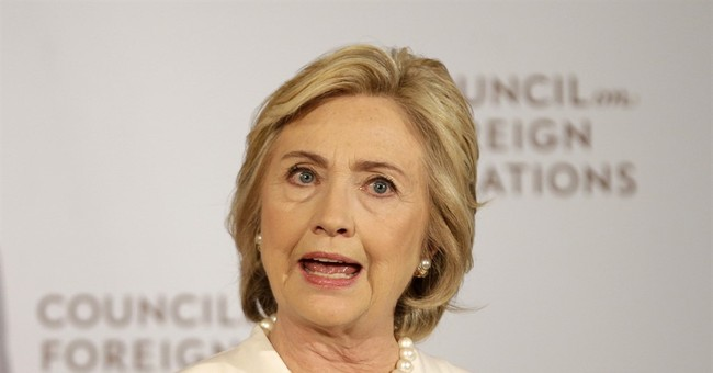 Hillary: Muslims 'Have Nothing Whatsoever To Do With Terrorism'