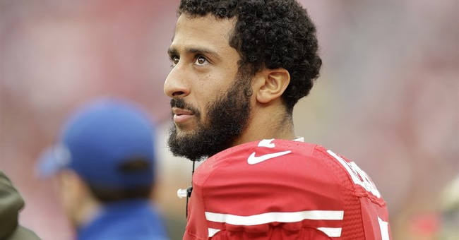 NFL Quarterback Remains Seated During National Anthem, Says Country Oppresses Black People