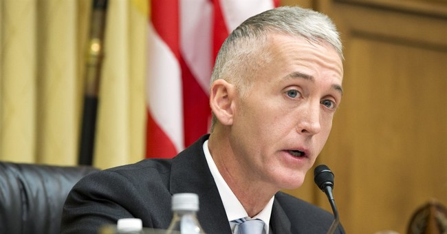 BREAKING: Trey Gowdy Is The New Chairman of The House Oversight Committee