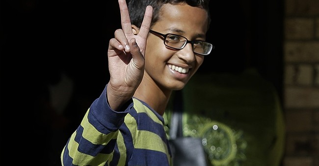 Clock Boy Messes With Texas