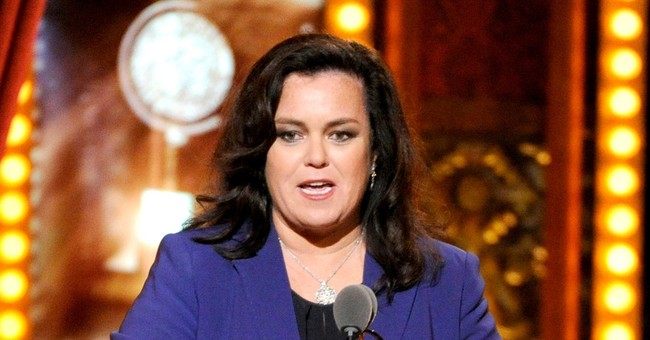 Whack Job City: Rosie O'Donnell Thinks Trump Rallies Aren't Real