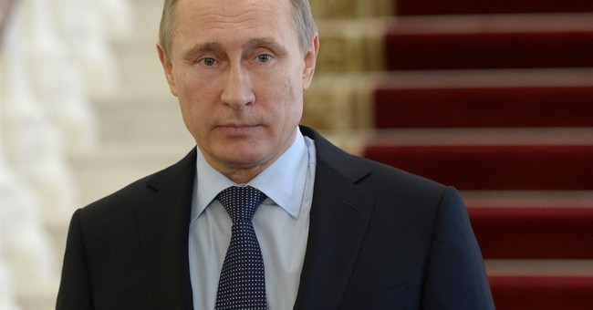 Putin Places Sanctions On Turkey Over Jet Downing