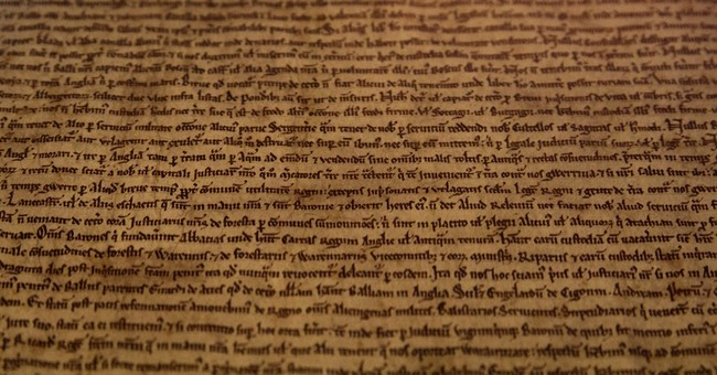 Magna Carta's Message to the Supreme Court