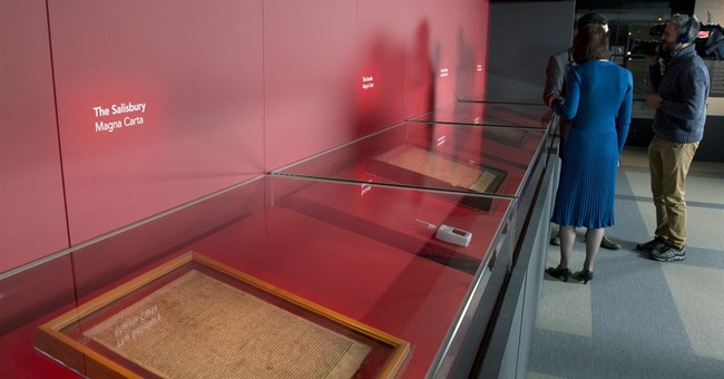 Happy 800th Birthday, Magna Carta!