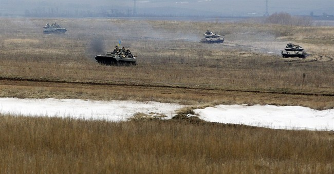 U.S.-Russia Clash in Ukraine?