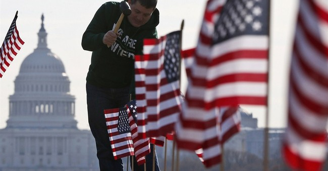 Frat Boys Spit on Wounded Vet, Urinate on American Flag