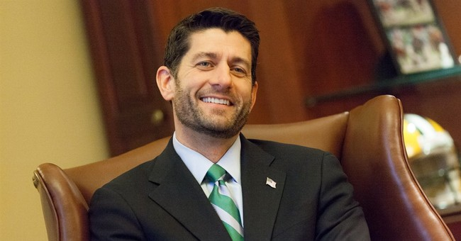 "Paul Ryan Sports New ""Hunting"" Beard"